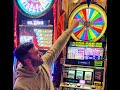 MASSIVE HAND PAY $5 WHEEL OF FORTUNE LIVE PLAY