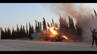 تحت شعار الثورة الأول معركة في درعا تهز النظام.. شاهد ماذا أعد ثوار حوران لها - هنا سوريا