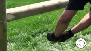 Fence Bracing - Gripple GPAK