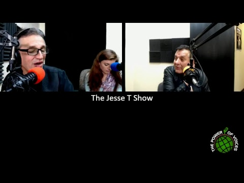 Tom Sizemore  on The JESSE T Show  KTNT Radio and TV