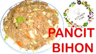 PANCIT BIHON WITH CENTURY TUNA HOT & SPICY | HOW TO COOK | PANLASANG PINAY