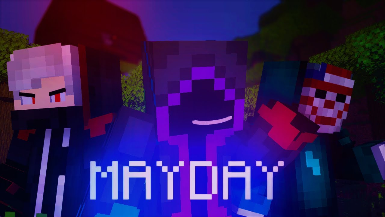 Download ''MAYDAY''- Minecraft Music Video [S1 FINALE]