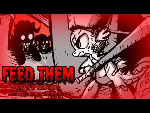 Pony Tales [MLP Fanfic Reading] Feed Them (grimdark/zombies) - MONTH OF MACABRE FIC #1