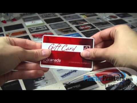 How Do You Boost Your Business Sales? Get Gift Cards! - Sleek Plastic Cards