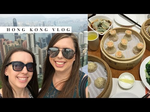 Hong Kong Vlog 2017 🇭🇰 Hotel ICON, Din Tai Fung, High Tea @ The Peninsula, Victoria Peak, Mong Kok