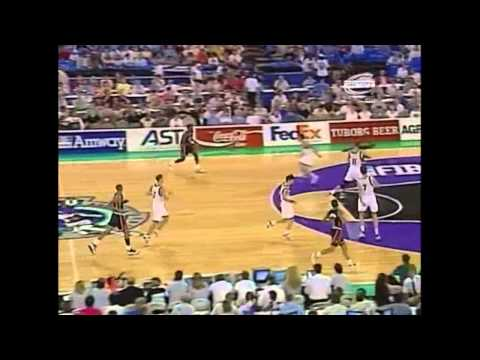 Shawn Kemp - USA vs Russia - 1994 FWC Final