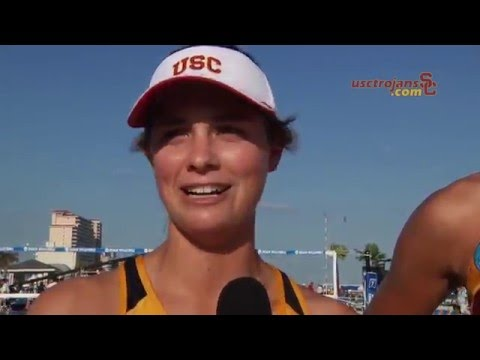 USC Beach Volleyball - NCAA Championships Day 1 Recap