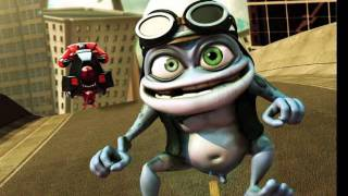 Crazy Frog Daddy Dj