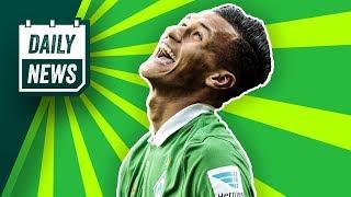Deadline-Day: Transfer-Updates! Emre Can ist da! Selke zu Bremen! Carrasco kommt zurück zu Atletico!