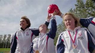 2018-19 Lions International President Gudrun Yngvadottir Biography