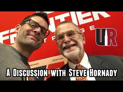 Steve Hornady Interview At SHOT Show 2019