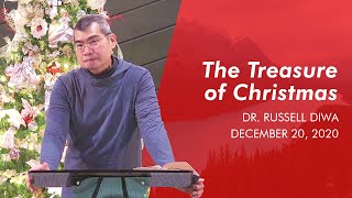 The Treasure of Christmas // Dr. Russell Diwa // Sunday Service 12/20/20