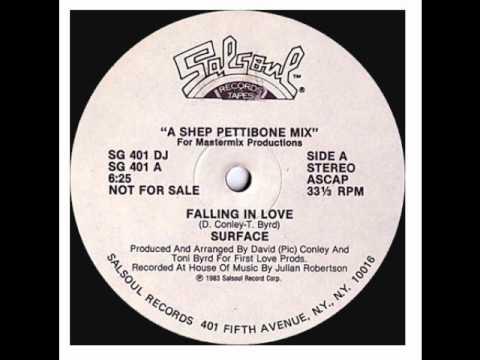 Surface - Falling In Love (Original 12'' Version)