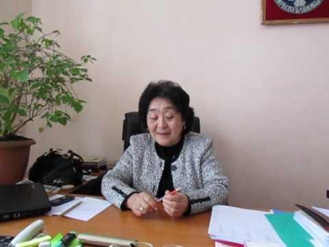 Vice-mayor of Naryn city