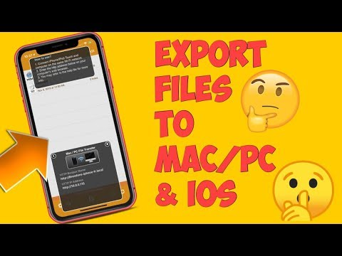 How to Tranfer Files/Pictures/Videos/Folders/Library/Data From iPhone to Mac/PC/iOS/Cloud Sync