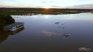 TERESINA PIAUÍ, ENCONTRO DOS RIOS, DRONE
