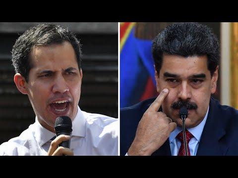 فنزويلا: غوايدو يعلن إرسال موفدين إلى أوسلو للقاء ممثلي مادورو -وجها لوجه-  - نشر قبل 3 ساعة