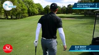 MEANDMYGOLF Vs RICK SHIELS WENTWORTH PART 1
