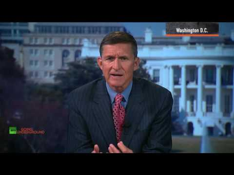 Trump's National Security Adviser Mike Flynn on Going Underground (EP 368)