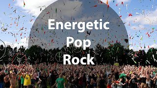 Energetic Pop Rock Background Music