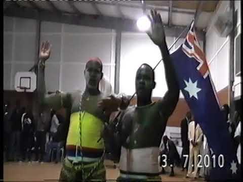 Dinka Dancing Adelaide Part 2