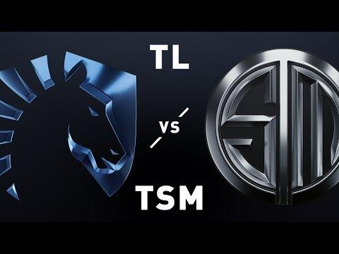 TL vs TSM - LCS Week 4 Day 2 Match Highlights (Spring 2019)
