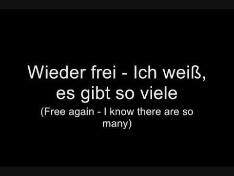 Nevada Tan/Panik - Vorbei (Lyrics w/ English Translation)