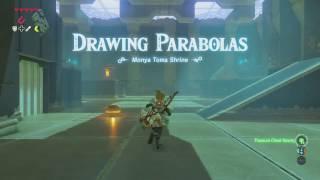 The Legend of Zelda: Breath of the Wild - Monya Toma Shrine