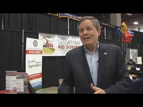 A day with Senator Steve Daines