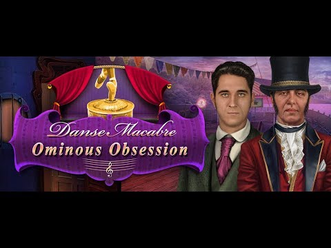 Danse Macabre: Ominous Obsession   Hidden Object Game   Trailer