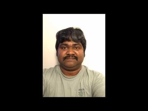 Jaabilli Kosam Aakashamalle - Karaoke By Praveen Vengala