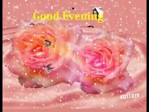 good evening rose youtube
