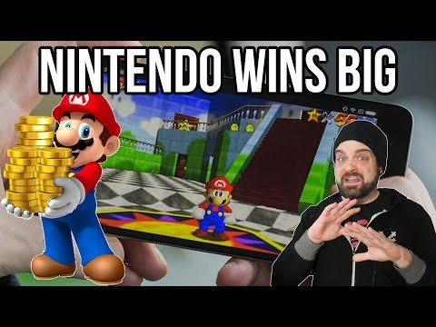 Nintendo WINS $12 MILLION From LoveRoms - Emulation in TROUBLE? | RGT 85