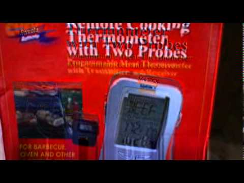 Maverick Redichek Et 7 Remote Cooking Thermometer Youtube
