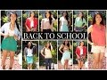 Back to School Fashion: 10 Outfit Ideas