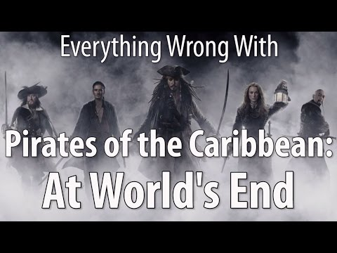 Everything Wrong With Pirates of the Caribbean: At Worlds End