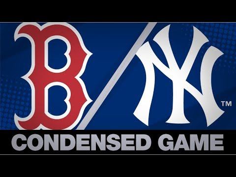 Condensed Game: BOS@NYY - 4/16/19