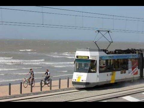Belgium's Coastal Tram (Kusttram): The World's Longest Tram Line -