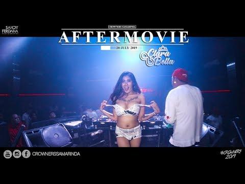 DJ CLARA BELLA At Crowners Samarinda #Aftermovie