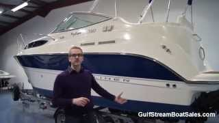 Bayliner 245 Sports Cruiser For Sale UK -- Review & Water Test By GulfStream Boat Sales