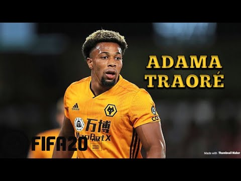 Adama Traore Fifa 20 Player Stats Fifa Index