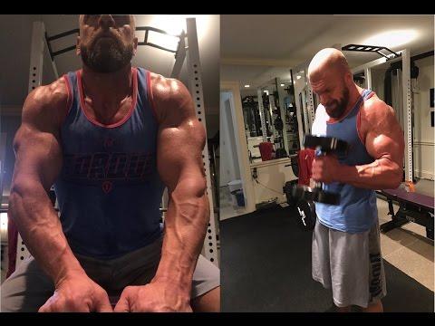 Triple H Workout 2017 | WrestleMania 33