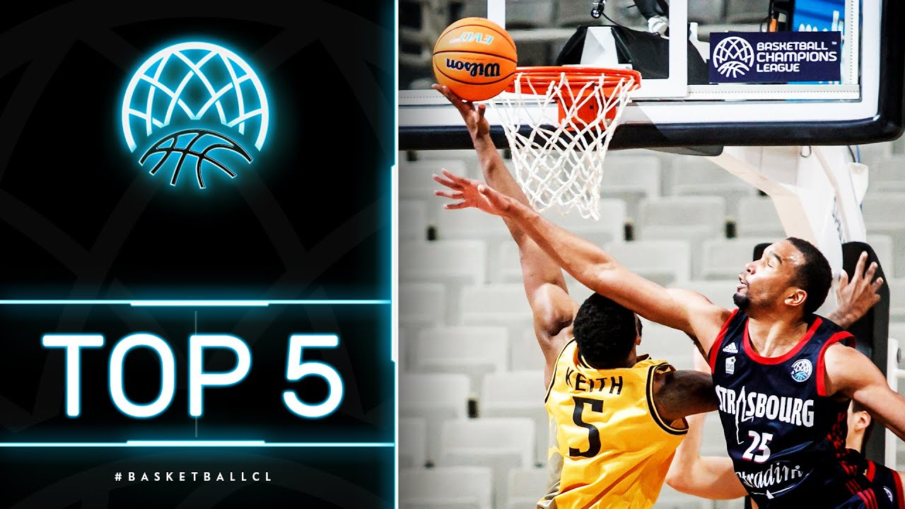 Top 5 Plays | Round of 16 - Gameday 3