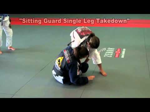 JiuJitsuMania World Champion Michelle Nicolini Training Seminar Wellington, Florida November 2011