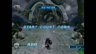 Sonic Riders: Zero Gravity Wii Gameplay - Gameplay 4