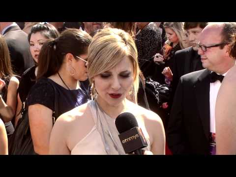 Cara Buono, Mad Men: Red Carpet: Primetime Emmys