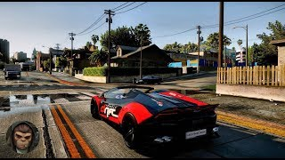 ► GTA 6 🔥 ULTRA Realistic Graphics 2018 | CARS Gameplay! REDUX ✪ NVR 60 FPS | GTA V MOD