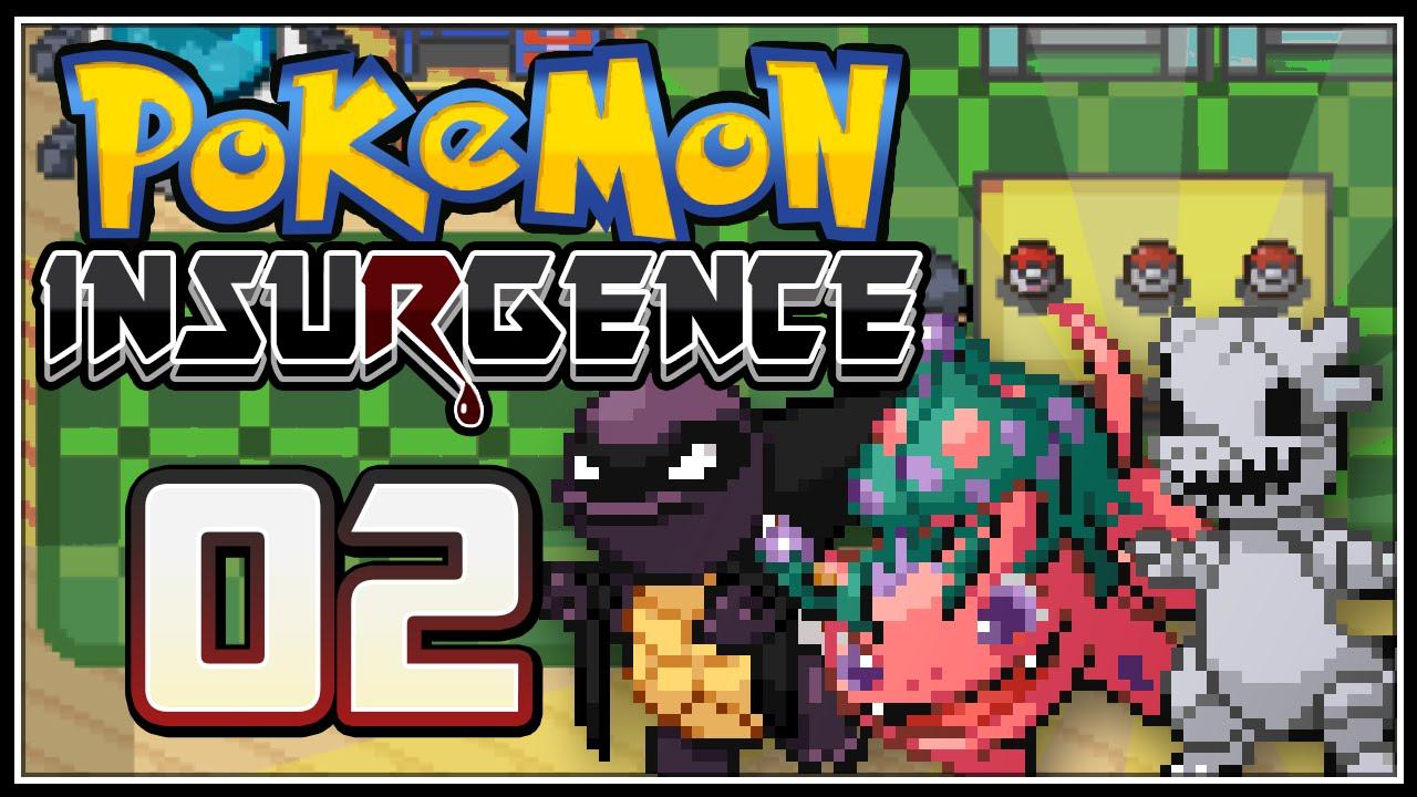 Rated R Pokemon Insurgence