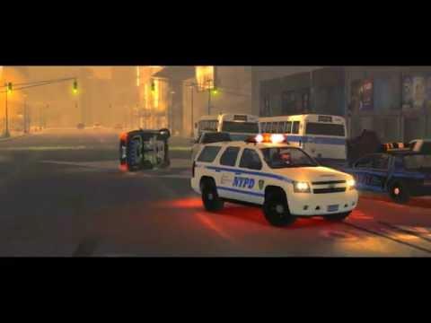 GTA IV Mega Explosion FX + Heavy Car Mod