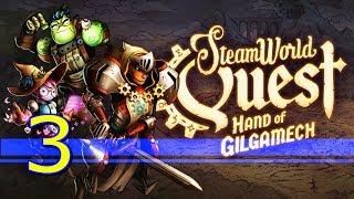Vídeo SteamWorld Quest: Hand of Gilgamech